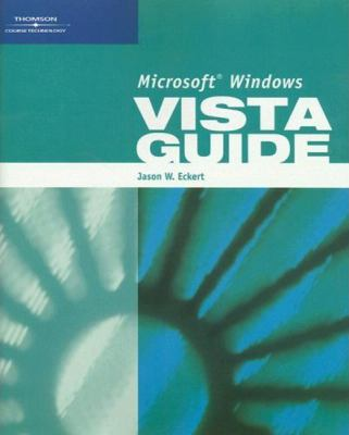 Microsoft Windows Vista Guide 9781418837570
