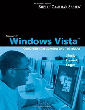 Microsoft Windows Vista: Comprehensive Concepts and Techniques 9781418859824