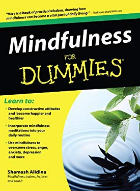Mindfulness for Dummies 9781410434050