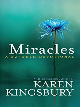 Miracles: A 52-Week Devotional 9781410422309
