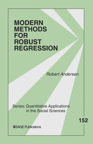 Modern Methods for Robust Regression 9781412940726