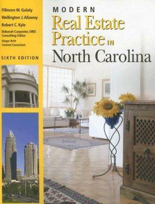Modern Real Estate Practice in North Carolina 9781419512063
