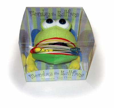 Monday the Bullfrog 9781416912316