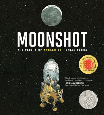 Moonshot: The Flight of Apollo 11 9781416950462