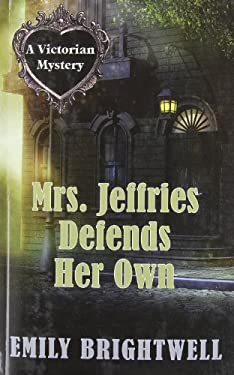 Mrs. Jeffries Defends Her Own 9781410451699