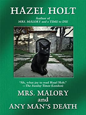 Mrs. Malory and Any Man's Death 9781410424877