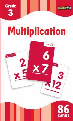 Multiplication Flash Cards as book, audiobook or ebook.