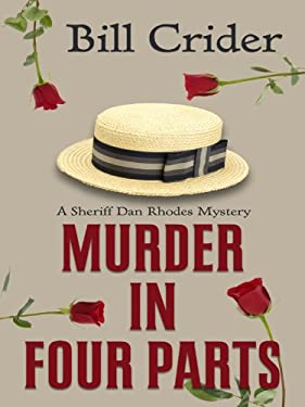 Murder in Four Parts 9781410419989