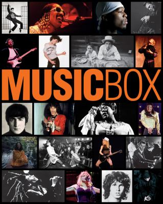 Music Box: Photographing the All-Time Greats 9781419700743