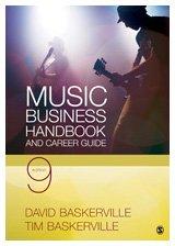 Music Business Handbook and Career Guide 9781412976794