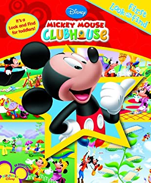 Mickey Mouse Clubhouse 9781412774550