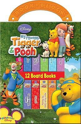 My Friends Tigger & Pooh 9781412793711