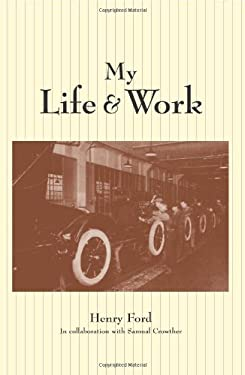 My Life and Work 9781417911059