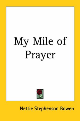My Mile of Prayer