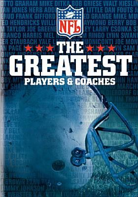 NFL the Greatest Players & Coaches 9781419841484