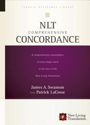 NLT Comprehensive Concordance 9781414316994