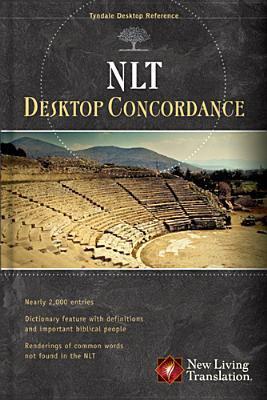 NLT Desktop Concordance 9781414322001