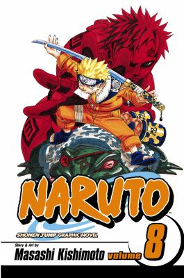 Naruto, Volume 8: Life-And-Death Battles 9781417752423