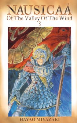 Nausicaa of the Valley of the Wind: Volume 3 9781417654321