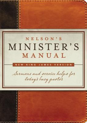 Nelson's Minister's Manual 9781418527754