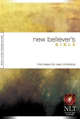 New Believer's Bible-NLT 9781414302546