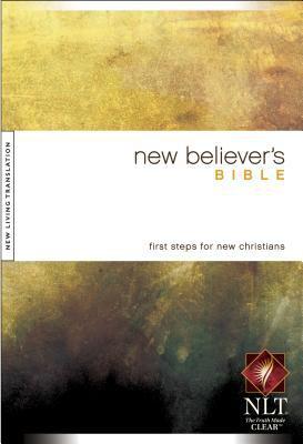 New Believer's Bible-NLT 9781414302553