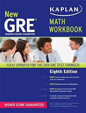 New GRE Math Workbook 9781419550034