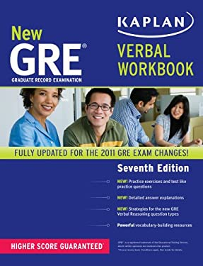 New GRE Verbal Workbook 9781419550010