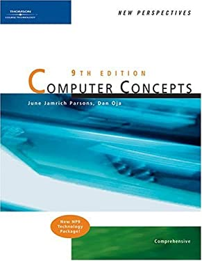 New Perspectives on Computer Concepts: Comprehensive [With CDROM] 9781418839444