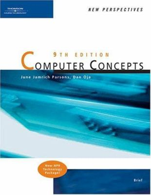 New Perspectives on Computer Concepts: Brief 9781418839468
