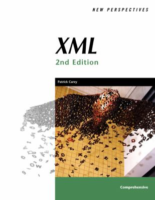 New Perspectives on XML: Comprehensive 9781418860646