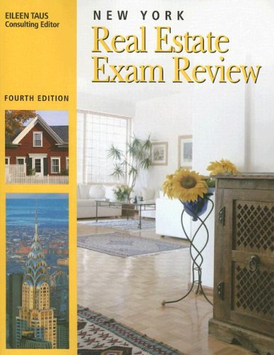 New York Real Estate Exam Review 9781419540349