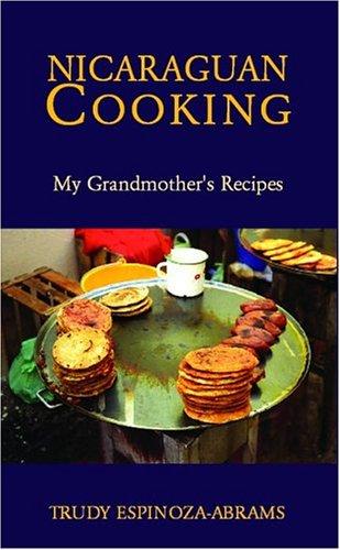 Nicaraguan Cooking 9781413437799