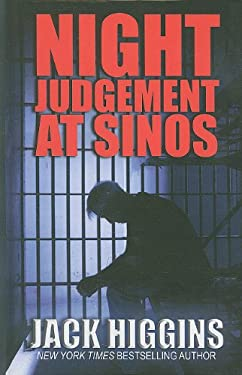 Night Judgement at Sinos 9781410427311