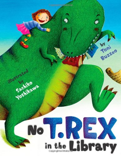 No T. Rex in the Library 9781416939276