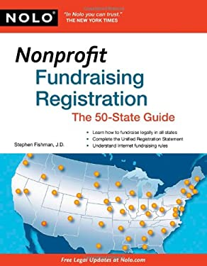 Nonprofit Fundraising Registration: The 50-State Guide 9781413312737