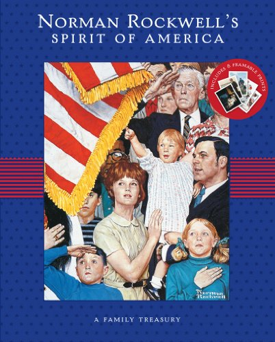 Norman Rockwell's Spirit of America 9781419700651