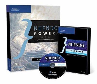 Nuendo CSI Master kit 9781418826802