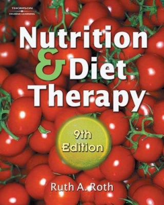 Nutrition & Diet Therapy [With CDROM] 9781418018269