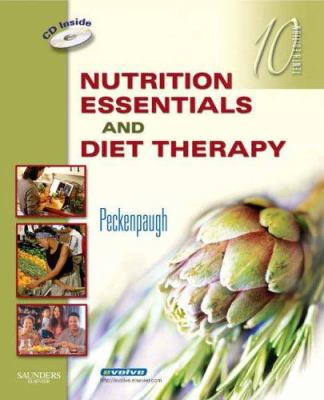 Nutrition Essentials and Diet Therapy [With CDROM] 9781416026112