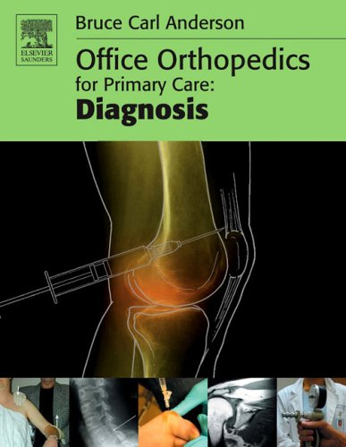 Office Orthopedics for Primary Care: Diagnosis 9781416022077