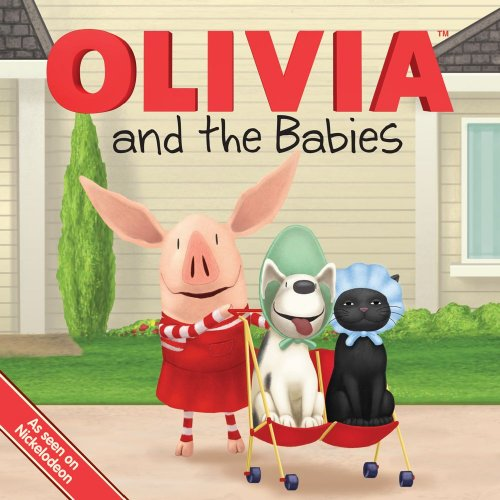 Olivia and the Babies 9781416995296