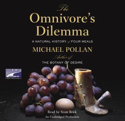Omnivore's Dilemma (Lib)(CD) 9781415928721