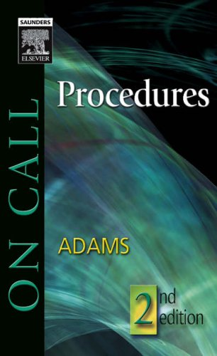 On Call Procedures 9781416024446
