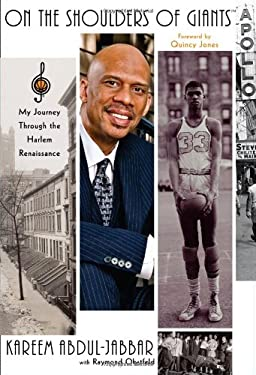 On the Shoulders of Giants: My Journey Through the Harlem Renaissance 9781416534884