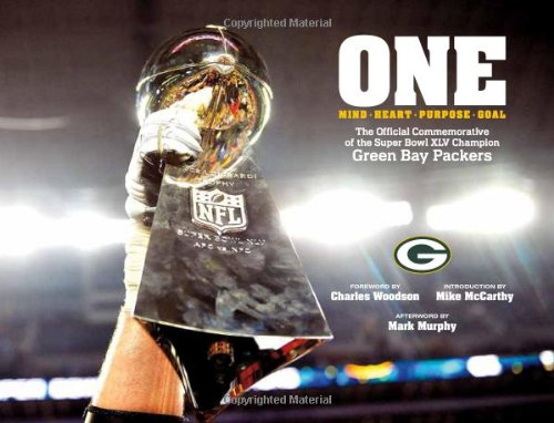 One: The Official Commemorative of the Super Bowl XLV Champion Green Bay Packers 9781419702952