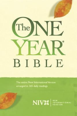 One Year Bible-NIV-Compact 9781414306414