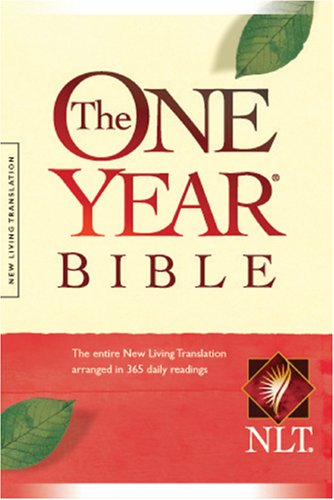 One Year Bible-NLT-Compact 9781414302522