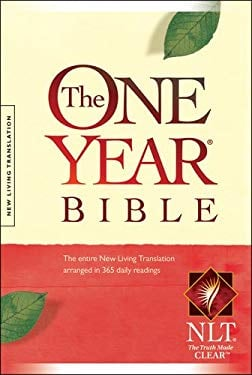 One Year Bible-NLT-Compact 9781414302539