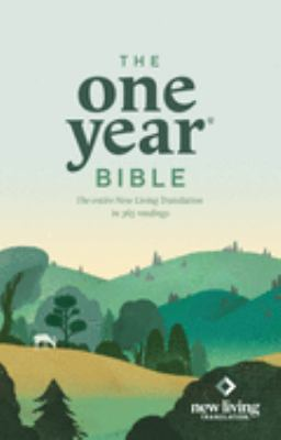 One Year Bible-Nlt 9781414302041